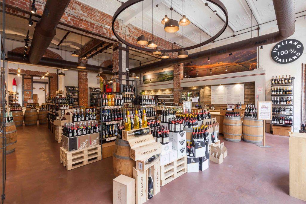 Offrire ai propri clienti ancor più soluzioni di selezione, acquisto e consegna del vino: questo l'obiettivo Signorvino