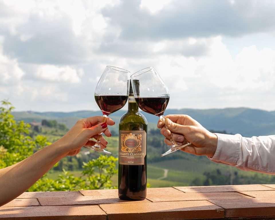 Con il suo racconto del Chianti Classico, Lamole di Lamole è stata protagonista del primo podcast prodotto da un'azienda vinicola in Italia
