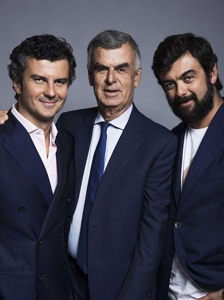 Alessandro, Umberto e Riccardo Pasqua dicono: #AndràTuttoBene.