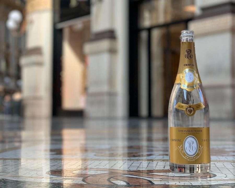 Cristal Louis Roederer: lo champagne degli Zar