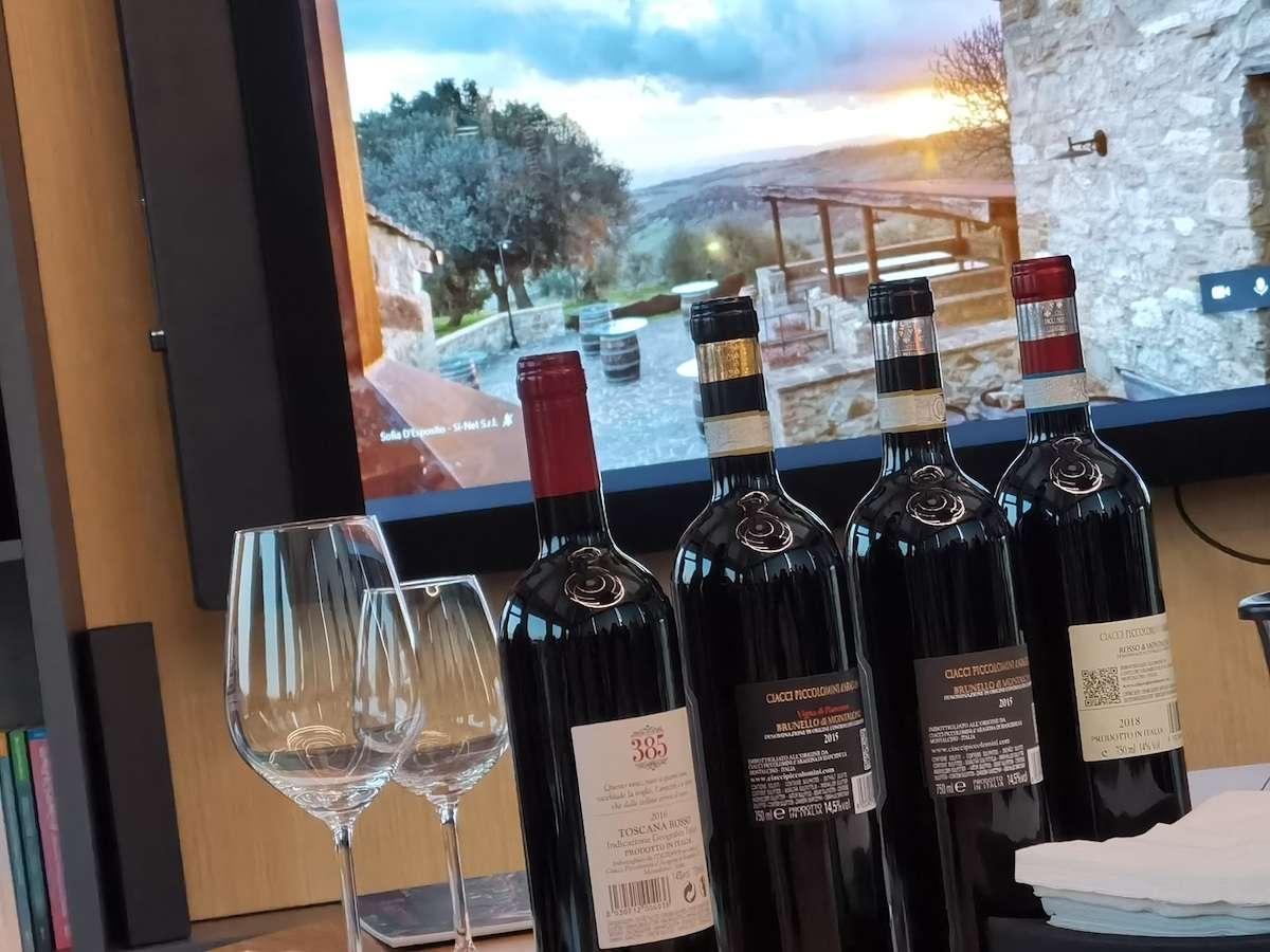 """Microsoft """"inventa"""" il Digital Wine Tasting: la nostra esperienza"""