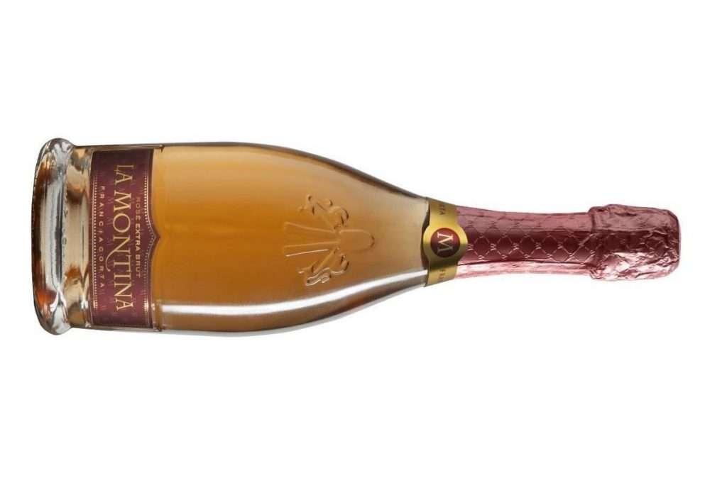 Il Rosé Millesimato Extra Brut La Montina è un Franciacorta per Pasqua pieno al palato e morbido