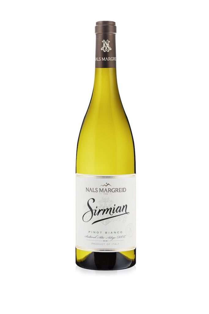 Una scelta di prim'ordine: è il Pinot Bianco Sirmian di Nals Margreid