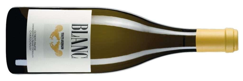 Il Blanc di Tenuta Mazzolino: un 100% Chardonnay dell'Oltrepò Pavese, capace di far viaggiare ben oltre i confini della Lombardia anche a Pasqua