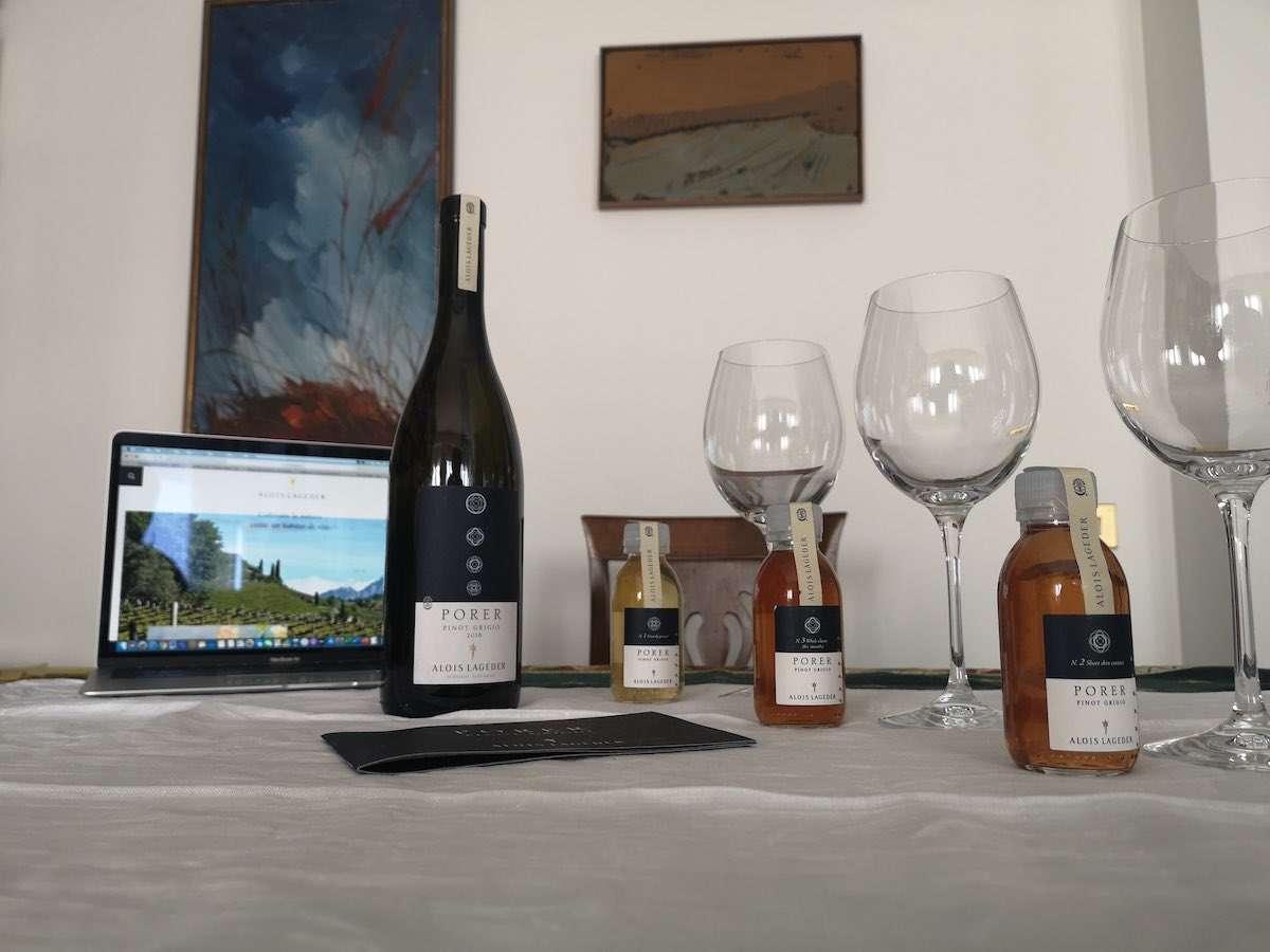 Blend your own Porer: l'effimera storia del primo vino firmato Wine Couture