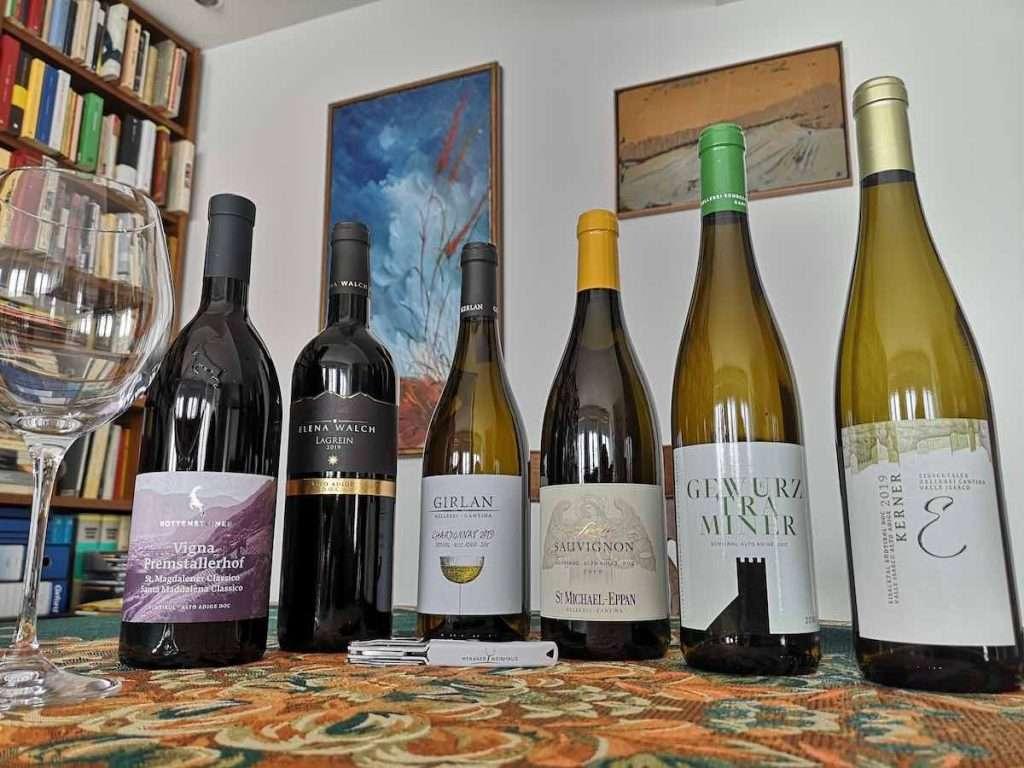 Non è impresa facile illustrare un territorio vocato come quello dell'Alto Adige: questa la selezione del Consorzio per il digital wine tasting dedicato all'annata 2019