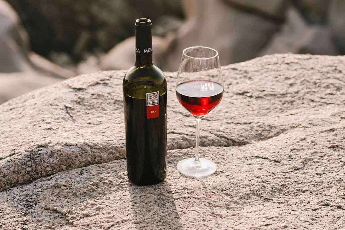 Abbinamenti da star: Gavino Sanna si racconta nei vini Cantina Mesa
