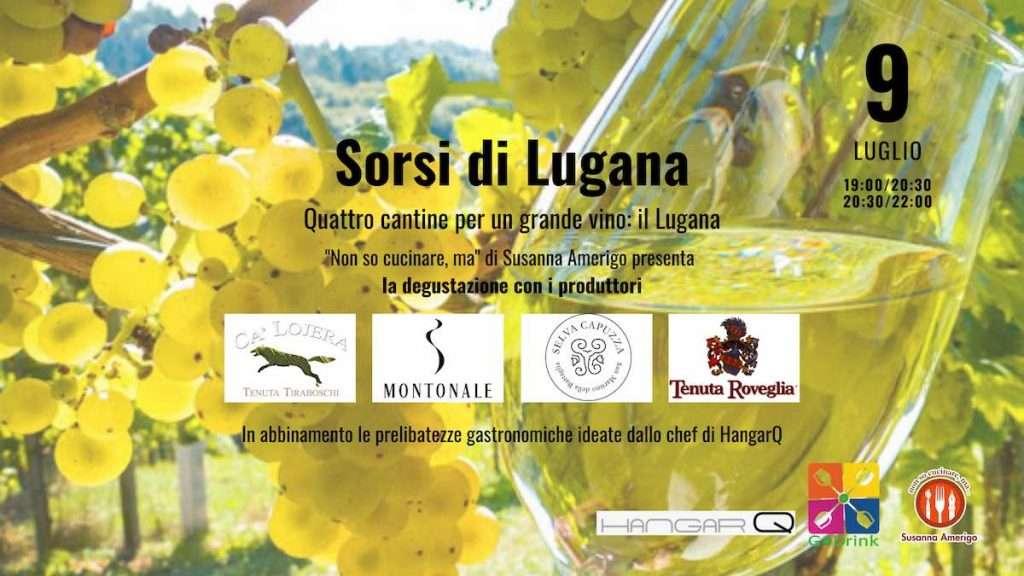 Chicca da non perdere, alla serata del 9 luglio a Milano un'annata di Lugana del 1999: tutte le info sulla degustazione su GoDrink