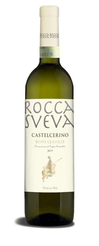 Uno storico cru è all'origine del Soave Classico Doc Castelcerino Rocca Sveva 2019, sempre firmato dalla regina delle cooperative veronesi Cantina di Soave
