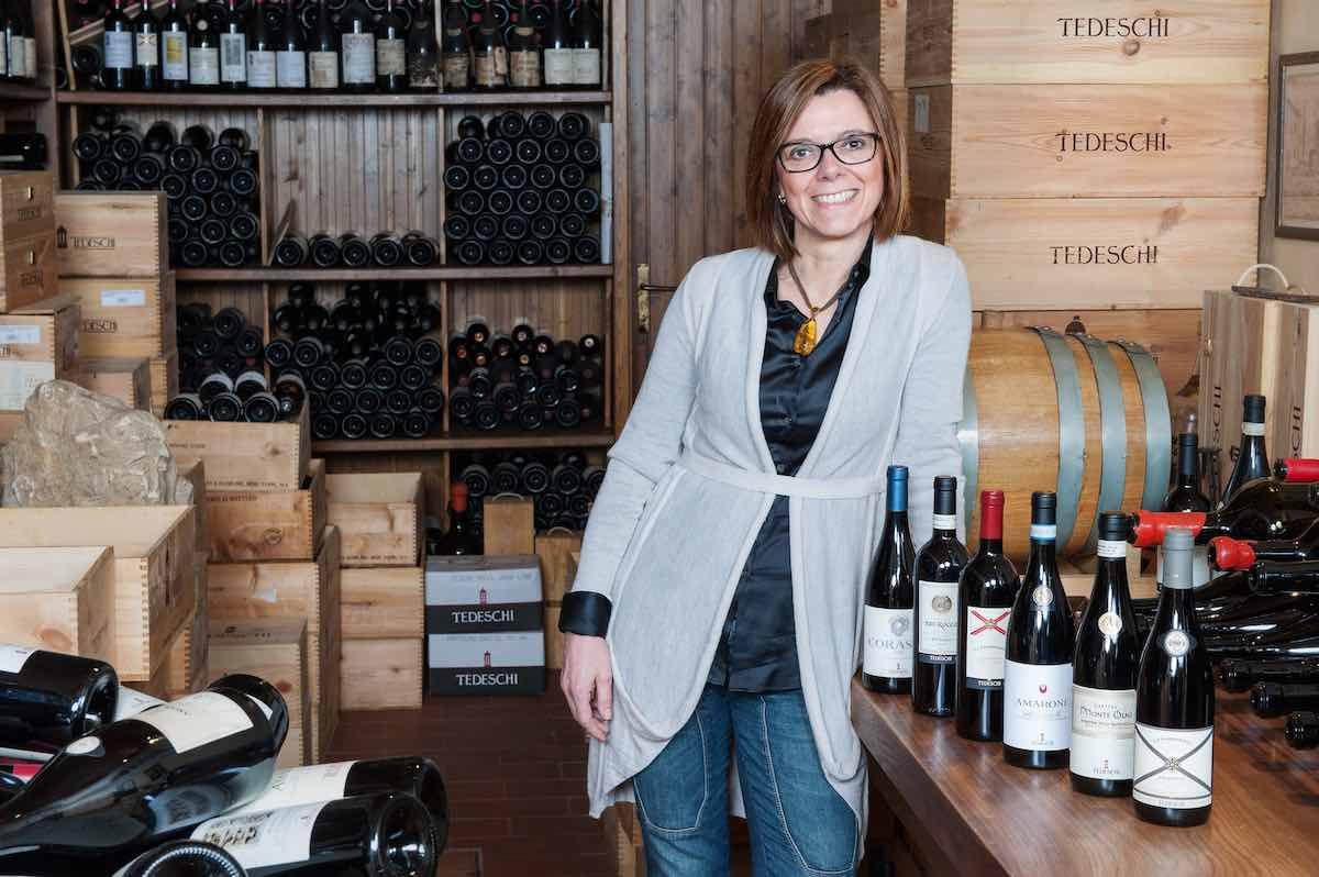 WineCouture meets Maria Sabrina Tedeschi: variazioni sul tema Valpolicella