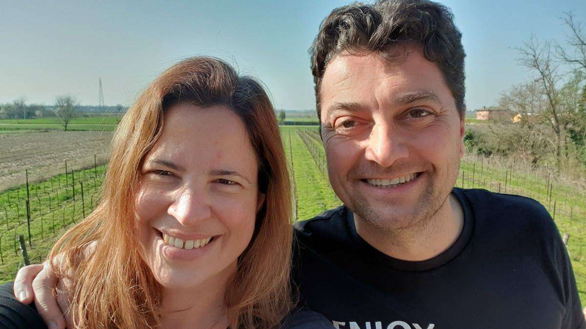 WineCouture meets Pier Sfriso e Reka Haros: The 6000 Project, un modo diverso di vendere vino