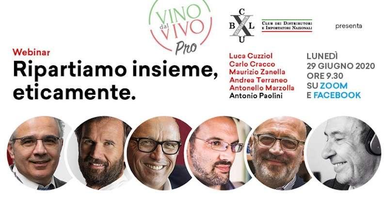 Unità ed etica: il futuro della filiera del vino riparte dalla concretezza di un webinar targato Club Excellence