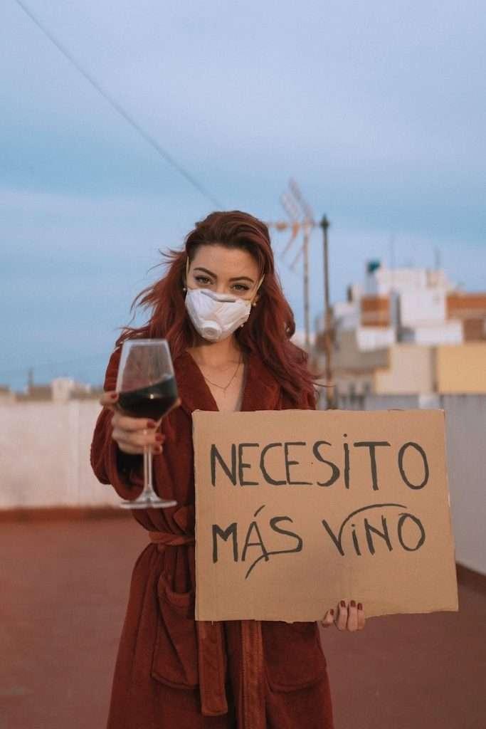 I fermi e i vini frizzanti hanno registrato performance migliori degli spumanti durante l'anno della pandemia e del lockdown