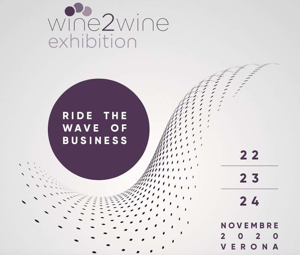 Nasce wine2wine exhibition: la fiera si fa smart per rilanciare il vino made in Italy