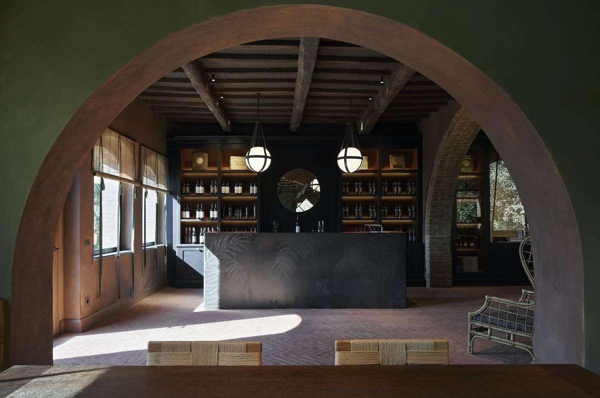Poggio Antico si rifà il look: l'interior design haut de gamme incontra un simbolo di Montalcino