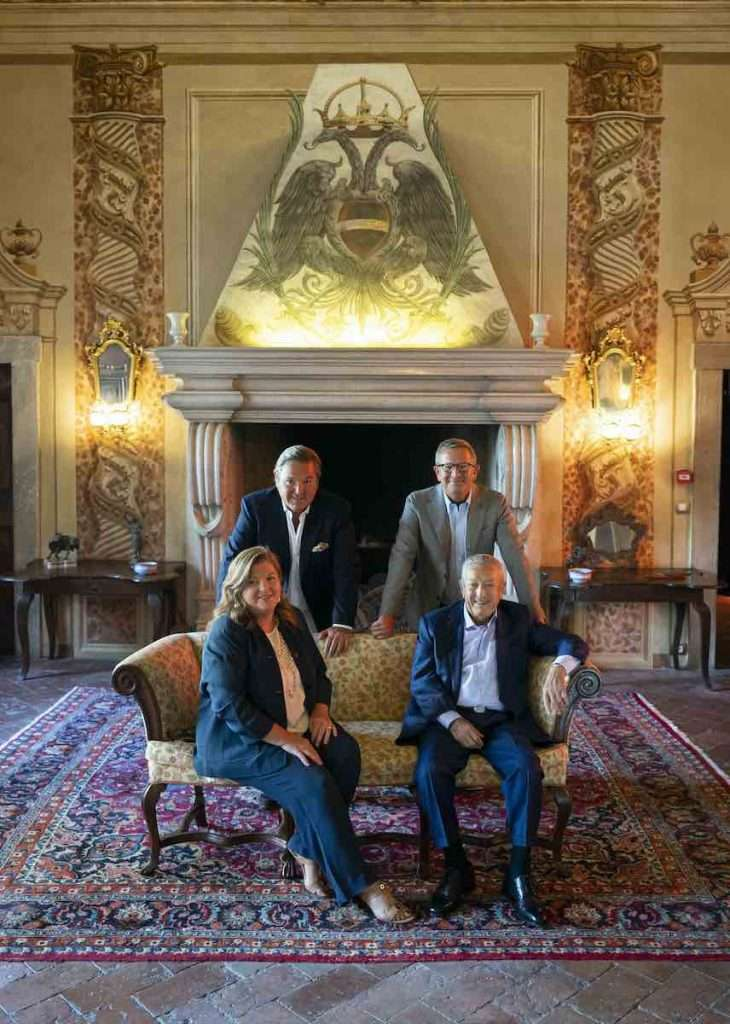 La famiglia Ziliani, pioniera nella storia del Metodo Classico in Franciacorta