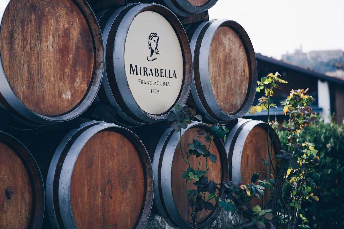 """Mirabella e i due volti """"fermi"""" del Pinot di Franciacorta"""
