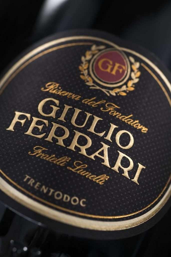 Chardonnay in purezza, che nasce da un vigneto unico (quello di Maso Pianizza) posto in alta quota: ecco Giulio Ferrari Riserva del Fondatore