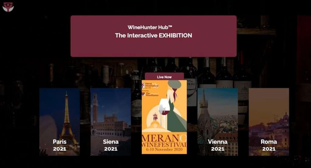 Dal 6 al 10 novembre, a svolgersi sarà la versione digital del WineFestival sulla piattaforma WineHunter Hub, online proprio dai giorni scorsi