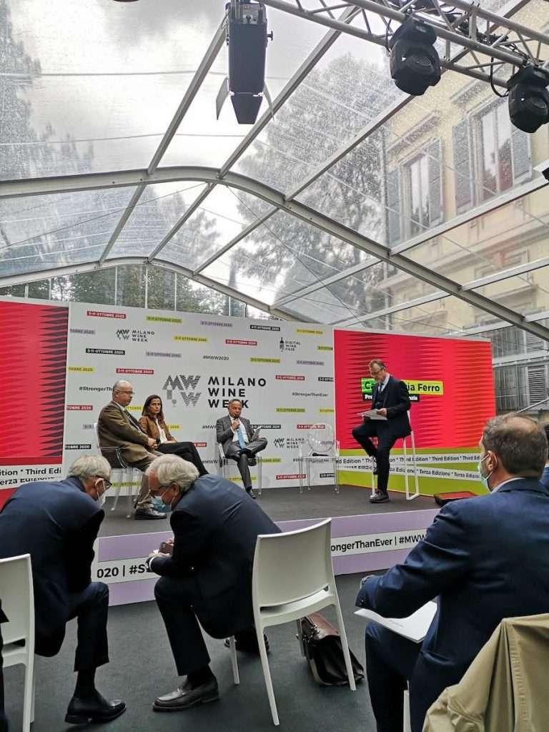 Il vino italiano ha interpellato la politica alla Milano Wine Week 2020