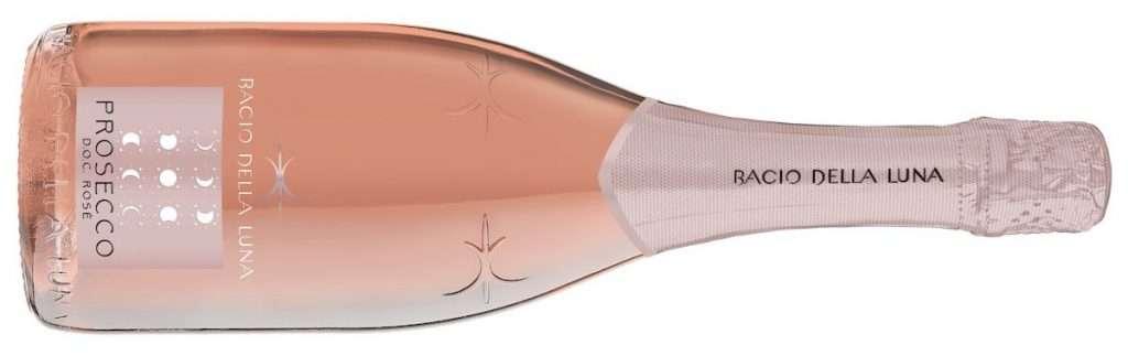 Grande novità nel 2020 di Schenk Italian Wineries, il lancio del Bacio della Luna Prosecco Doc Rosé Millesimato Extry Dry