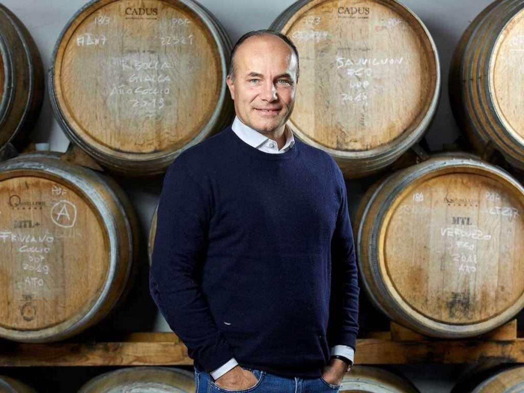 """""""Il consumatore nel mondo non ha rinunciato al vino"""" Marco Nannetti (Terre Cevico)"""