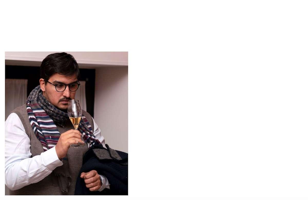 """WineCouture Meets Gianluca Lo Sapio: """"Il mondo del vino lo muovo (anche) io"""", il distributore"""