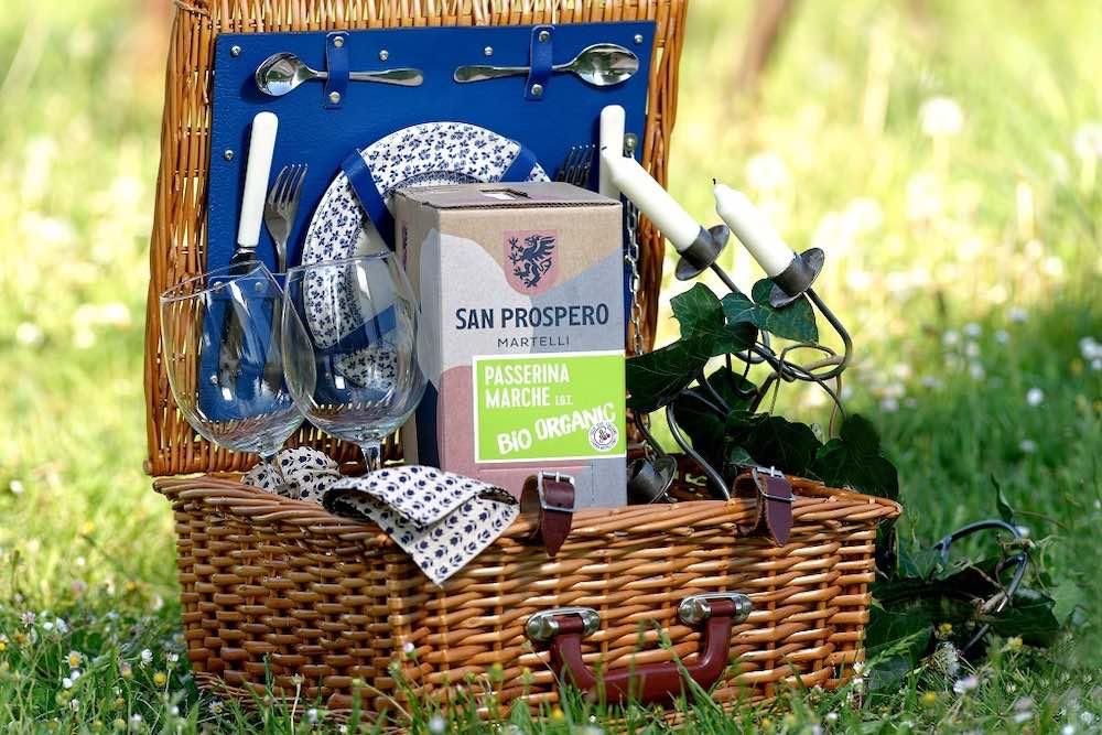 Vinicola San Prospero si fa sostenibile con il bag-in-box
