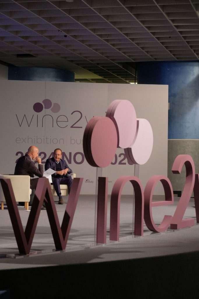 """L'indagine """"Il wine business nell'era post Covid-19"""", presentata a Veronafiere dall'Osservatorio Vinitaly – Nomisma Wine Monitor nel corso dell'opening dell'International Summit che ha dato il via a wine2wine Digital"""