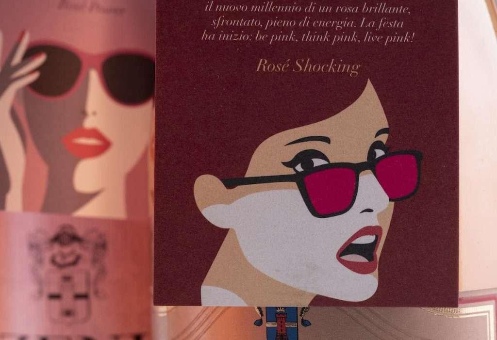 """Il cofanetto """"Gli anni più Rosa della nostra vita"""": un raffinato ricamo di haute couture, idea regalo perfetta da suggerire, elegante cadeau da mettere sotto l'albero, storia tutta da raccontare."""