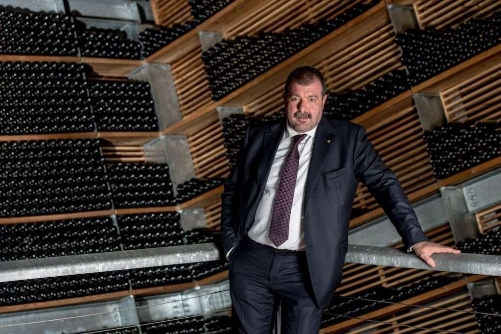 Luca Rigotti, coordinatore del settore vitivinicolo di Alleanza Cooperative Agroalimentari.