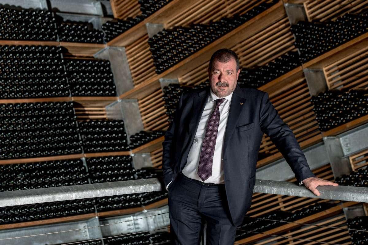 Luca Rigotti primo italiano al vertice del vino Ue