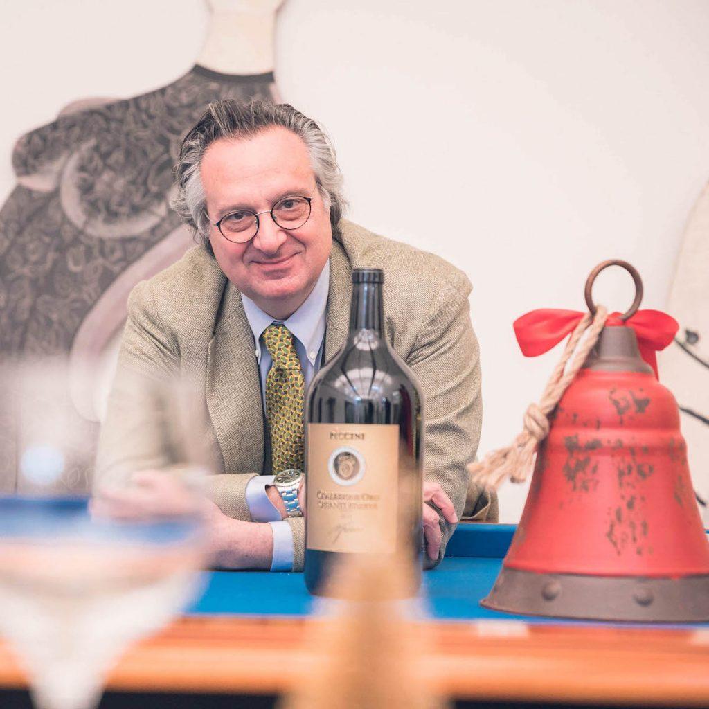 Mario Piccini, amministratore delegato di Piccini 1882
