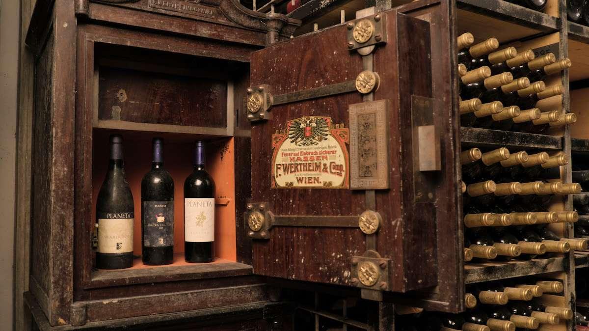 Apre le porte Repertorio 1694, il wine club su invito di Planeta
