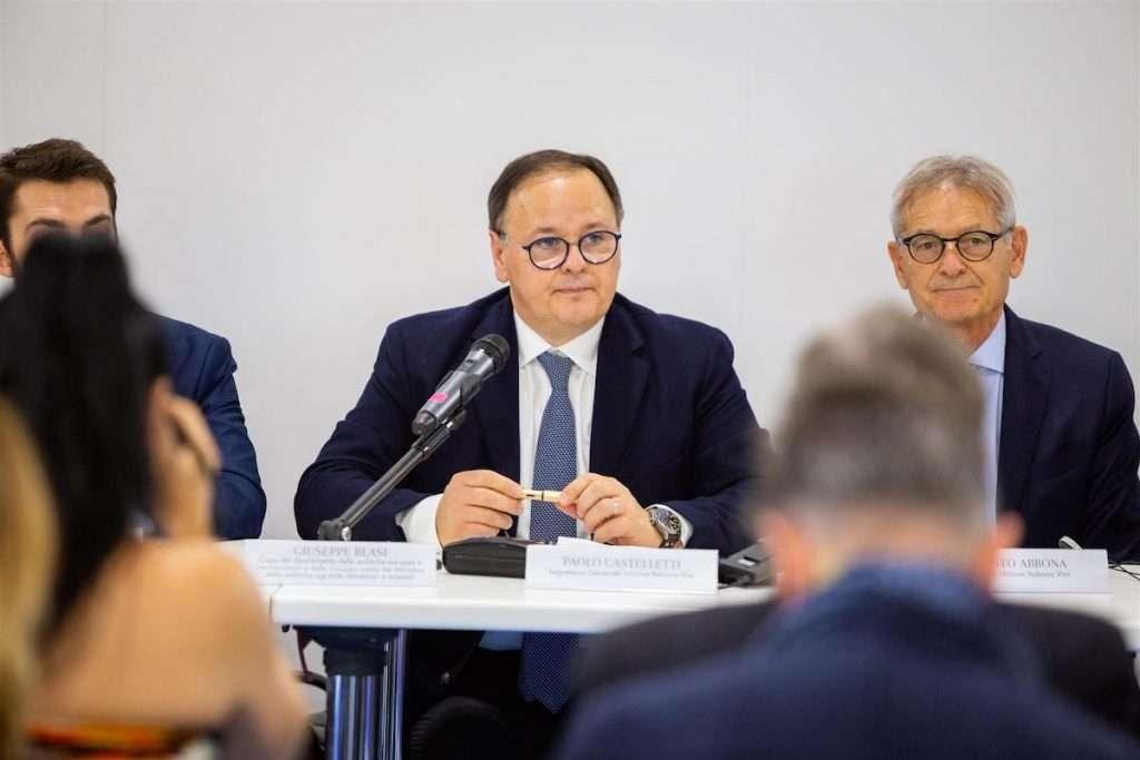 """Soddisfatta Uiv, con il segretario generale Paolo Castelletti, sull'azione che il Governo italiano sta conducendo sul """"caso"""" Prosěk"""