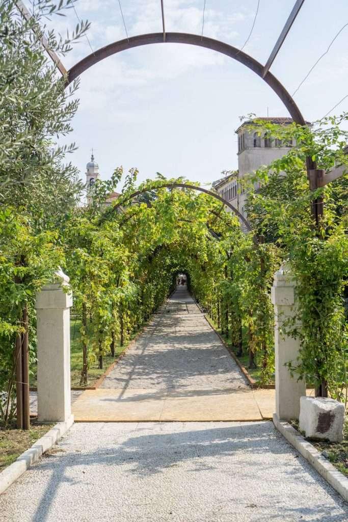 Nel corso della giornata di Feel Venice, sarà possibile visitare l'antico Brolo del Convento dei Carmelitani Scalzi