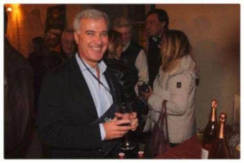 Giorgio Allegrini, nuovo numero uno dell'Associazione Strada del Vino e dei Sapori dell'OP