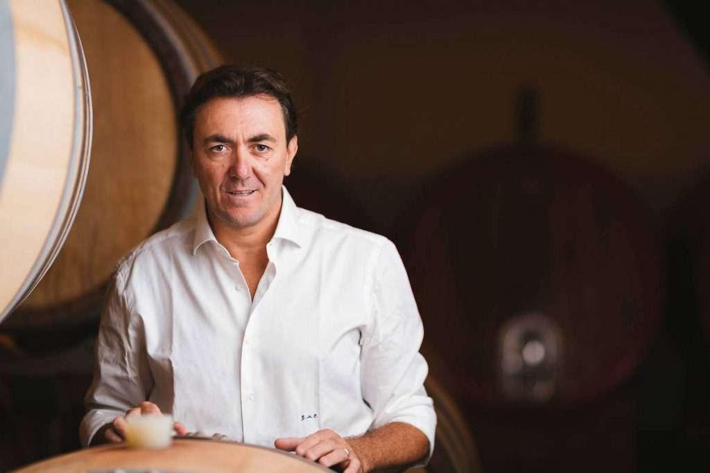 La Umberto Cesari è la prima azienda ad avere messo in bottiglia un vino da uve Merlese, spiega Gianmaria Cesari