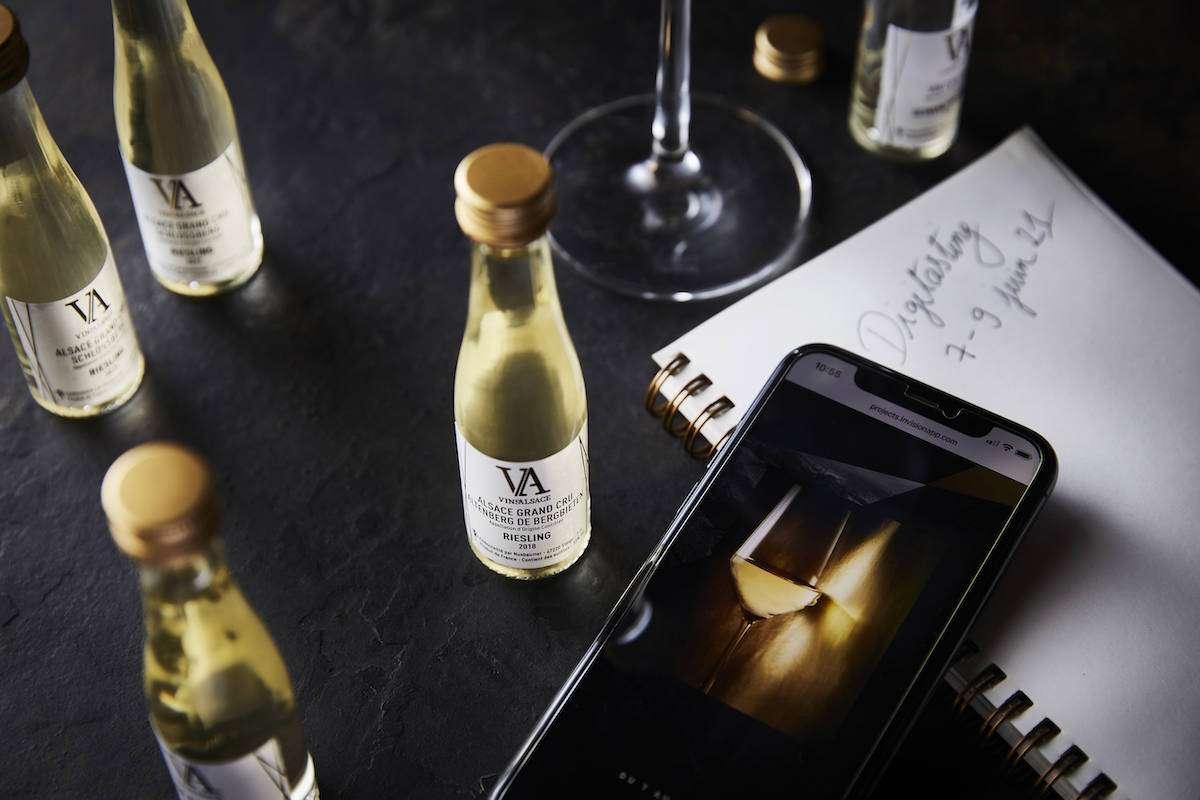 Millésimes Alsace DigiTasting: tutto è pronto per il rendez-vous con il vino alsaziano