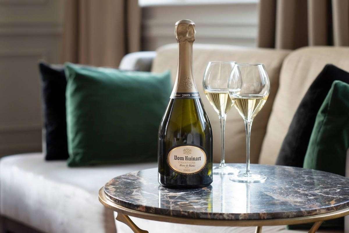 """Dom Ruinart 2009: racconto """"decantato"""" di una #ChampagneBreakfast davvero unica"""