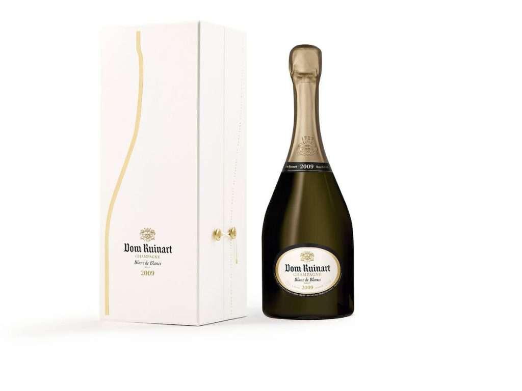 L'annata 2009 di Dom Ruinart segna il 50esimo anniversario dalla prima vendemmia (la 1959) finita in bottiglia
