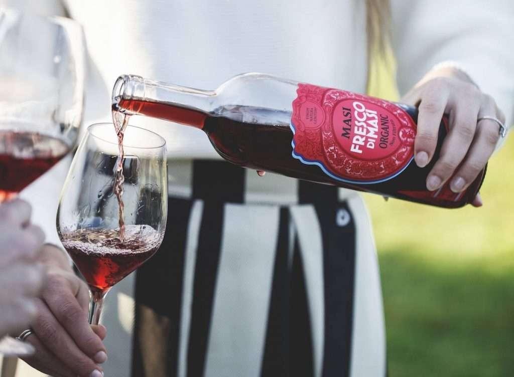 """Un vino vegano, biologico, non filtrato: """"Fresco di Masi"""" parla la lingua della massima naturalità"""
