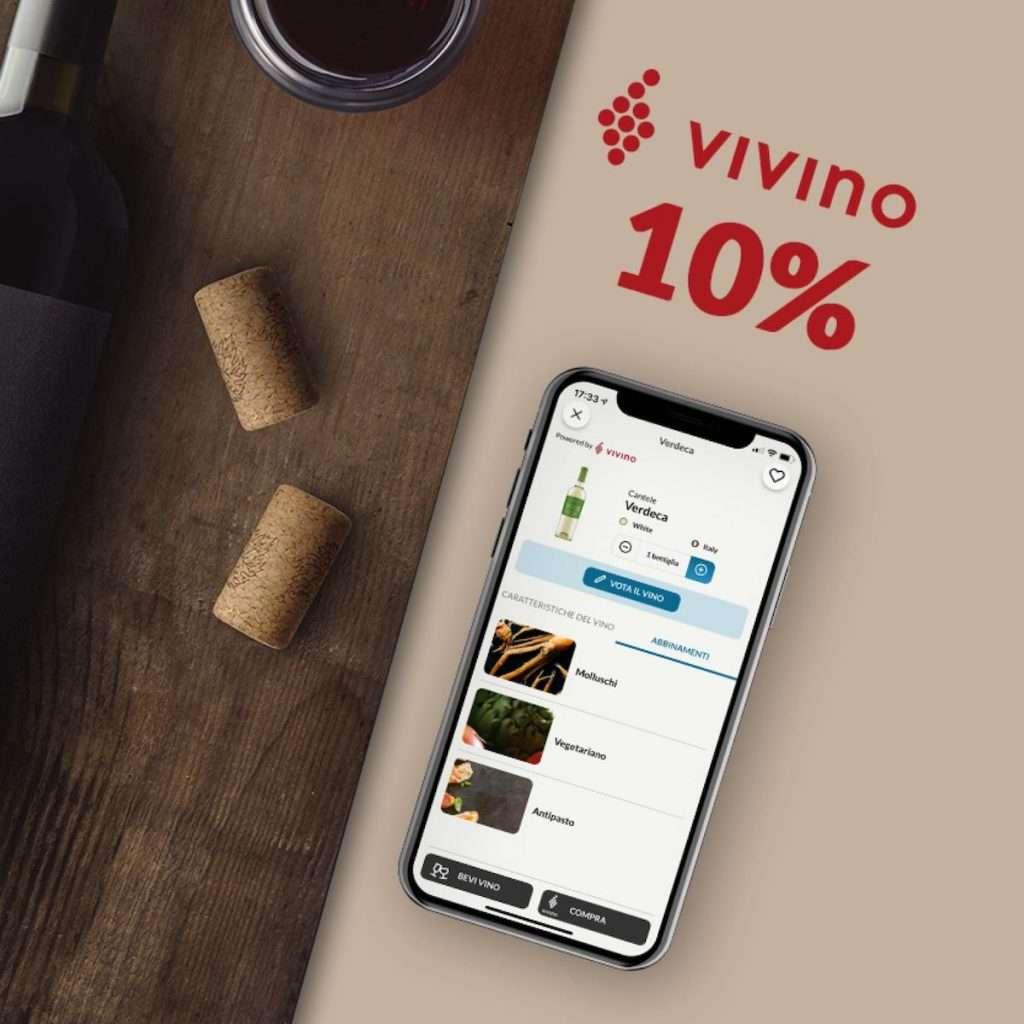 A seguito della nuova parthership con Haier Europe, scaricando l'app hOn entro il 30 aprile si avrà la possibilità di ottenere un coupon che garantisce il 10% di sconto sul marketplace Vivino