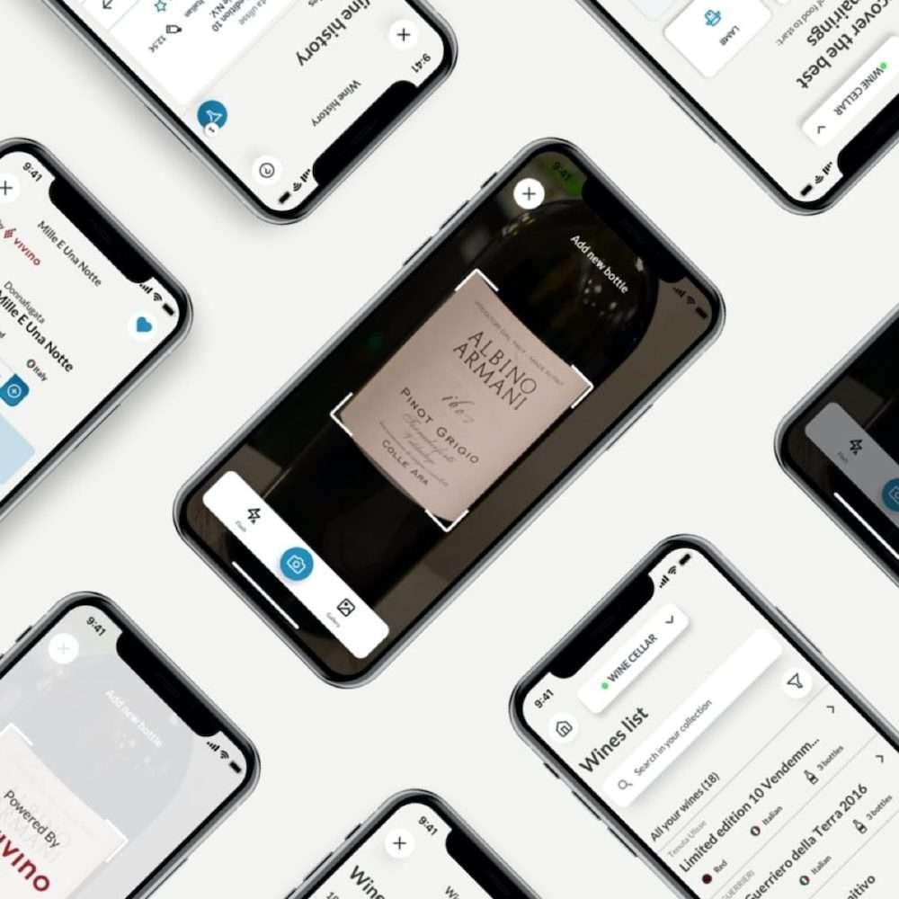 La App hOn Haier – grazie all'intelligenza artificiale – sarà in grado di affiancare il consumatore suggerendogli una serie di possibili abbinamenti con il cibo