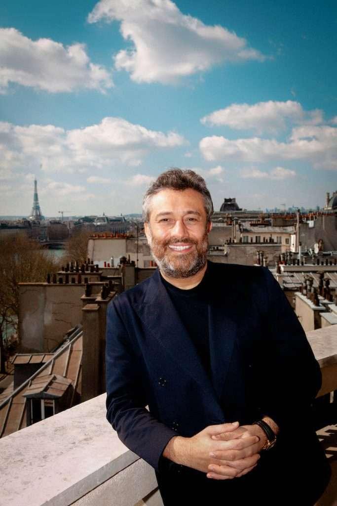 """""""Creatura"""" di Enrico Buonocore, Ceo e fondatore, Langosteria parte da Parigi alla conquista del mondo"""