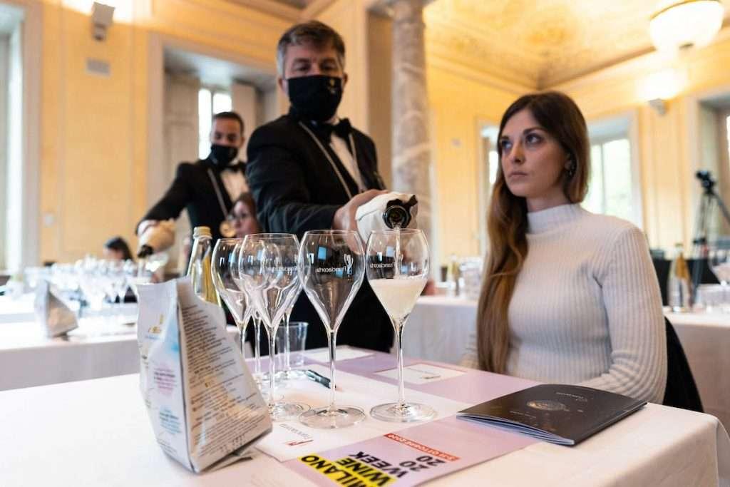 In calendario, a Milano Wine Week 2021, nove giorni di eventi fisici, gestiti nel pieno rispetto delle norme a tutela della sicurezza dei partecipanti