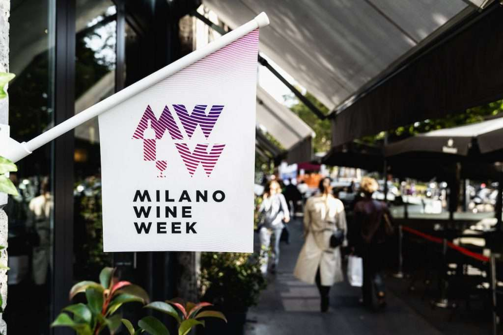 Ben 10 i Wine District di Milano Wine Week 2021