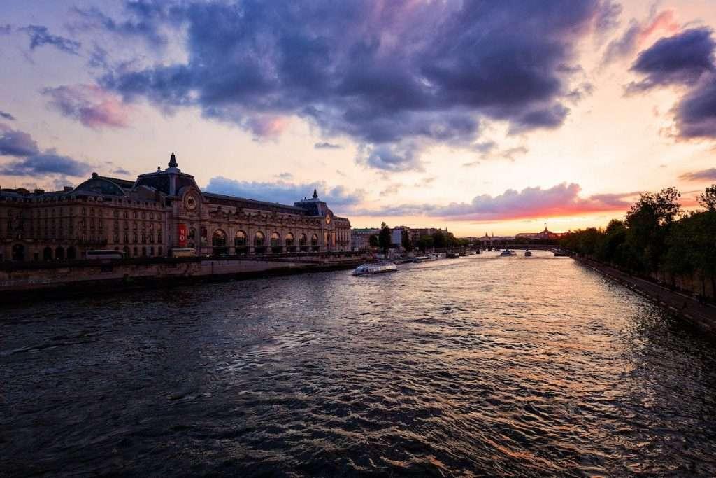 Il nuovo ristorante Langosteria di Parigi sorgerà all'interno del complesso La Samaritaine, in riva alla Senna