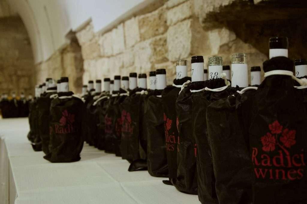 70 i vini del Sud Italia premiati martedì 15 giugno alla cerimonia conclusiva della 16esima edizione del concorso internazionale di Radici del Sud