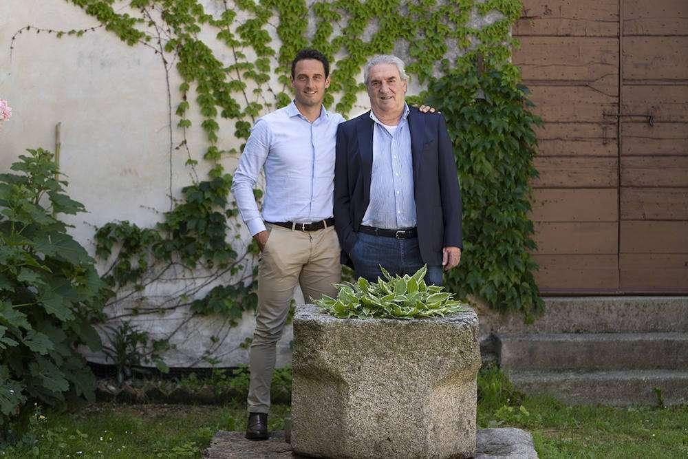 Luca Serena, amministratore delegato alla guida di Serena Wines 1881 insieme al padre Giorgio, vicepresidente del Consorzio di tutela della Doc Prosecco